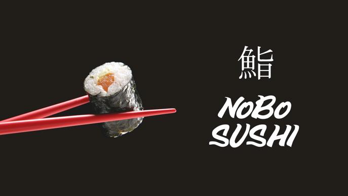 Nobo Sushi - Webdesign - Inspect, Bydgoszcz